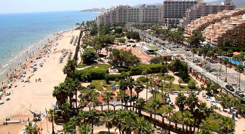 Playa Les Amplaries