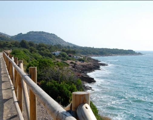 Playa de La Concha - Oropesa
